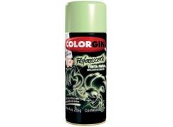Tinta Spray Forforescente 350ml - Colorgin