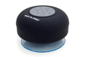 Caixa de Som 8wrms Shower Bluetooth - Multilaser
