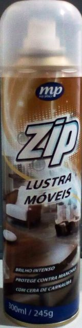 Lustra Móveis 300ml Spray Zip My Place - Mundial Prime