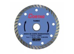 Disco Diamantado Turbo - Cortag