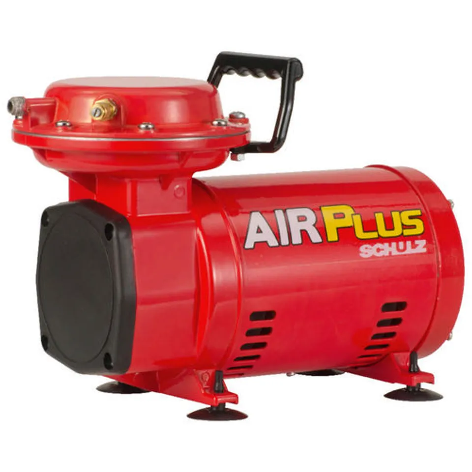 Compressor de Ar Airplus 127V 1/3Cv MS2,3L com Kit - Schulz