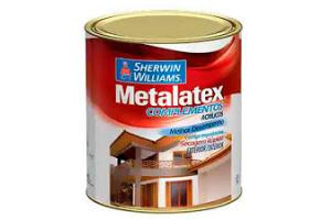 Massa Acrílica 900ml Metalatex Branco - Sherwin Williams