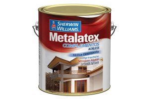 Massa Acrílica 3,6l Metalatex - Sherwin Williams
